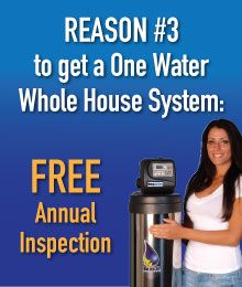 home water treatment one water systems of san diego ca provides the best whole house - Whole House Water Filtration Systems