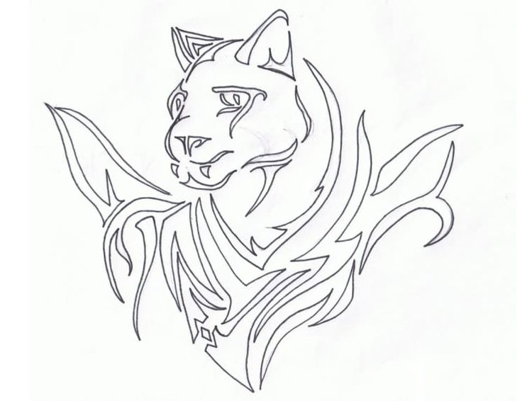 black panther tattoo - Google Search