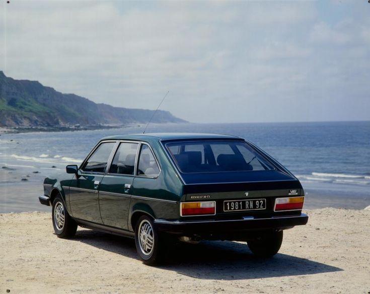 Renault R30 TX (1980).