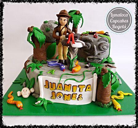 Torta Juanita (Indiana) Jones - Cake