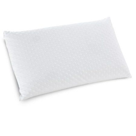 Modern Sleep Embrace Firm Latex Pillow, White