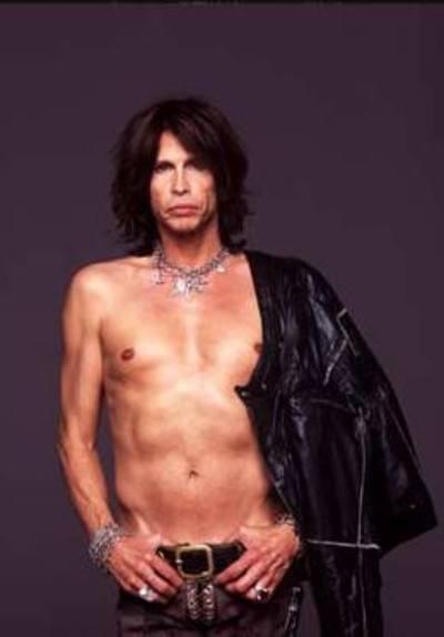 Aerosmith Steven Tyler 1980