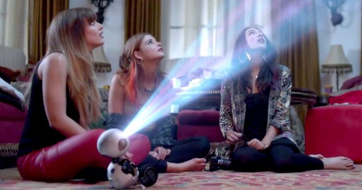 'Jem and the Holograms' Trailer #2 Unlocks the Power of Synergy -- A young girl goes from small-town obscurity to worldwide fame in the first trailer for Universal's 'Jem and the Holograms', in theaters October 23. -- http://movieweb.com/jem-and-holograms-movie-trailer-2/