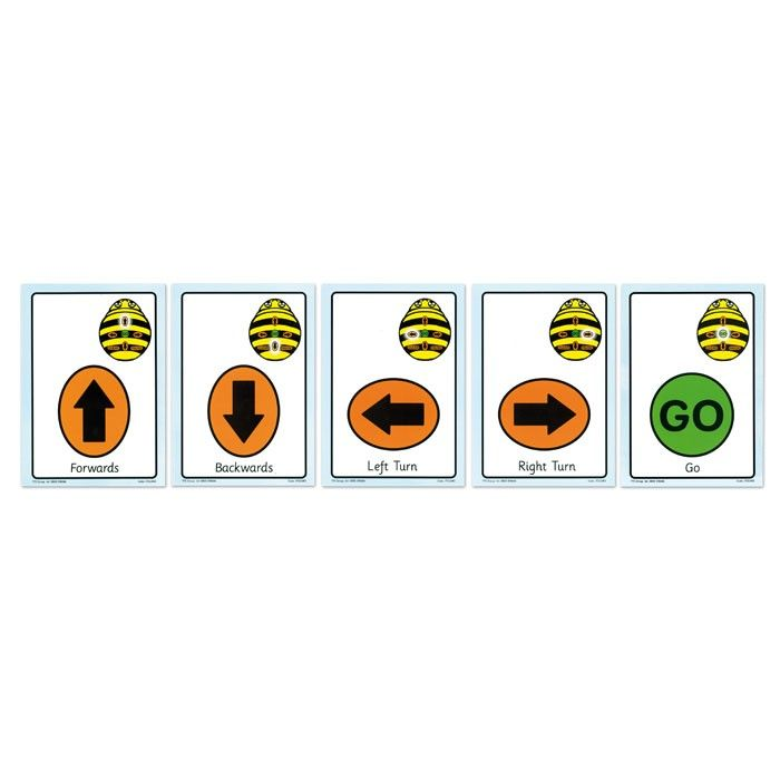 Bee-Bot Giant Sequence Cards