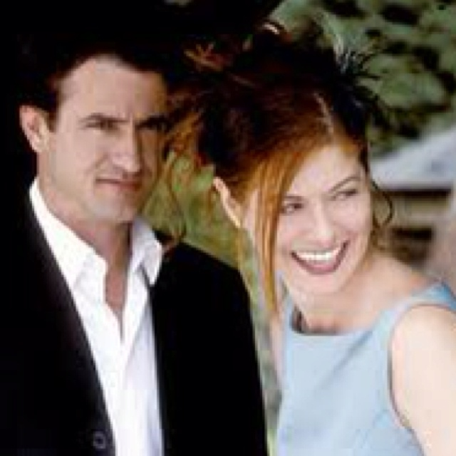 The Wedding Date with Dermot Mulroney and Debra Messing