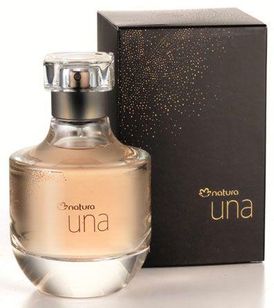 Elegante y sofisticada... Perfume Natura Una