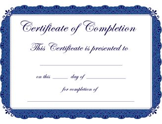 certificates of completion templates - Google Search