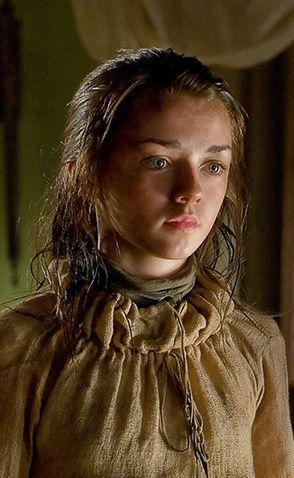 Arya Stark season 1                                                                                                                                                      More