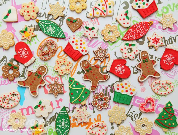 """Комментарии к """" Печеньки на Рождество"""" - Страница 5 из 5 - Babyblog.ru"""