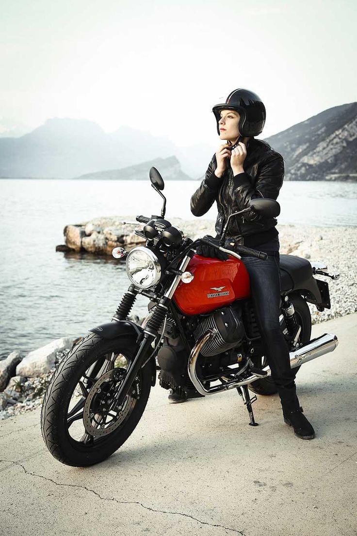 Moto-Guzzi V7 Stone  cliquer pour agrandir la photo …