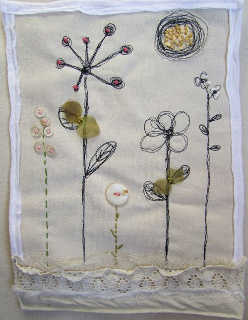 Mini quilt by Roben Marie