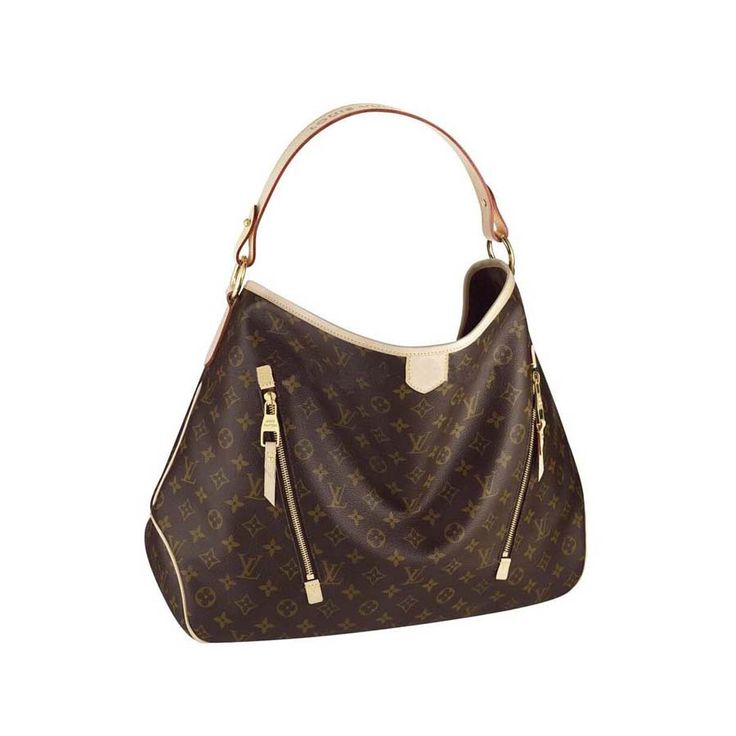 #GameDay#LV Louis Vuitton Delightful GM Brown Totes M40354 Will Be A Nice And Considerate Mate Being With You!