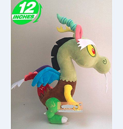 My Little Pony Discord Plush Doll 12inches High Quality @ niftywarehouse.com #NiftyWarehouse #MyLittlePony #Cartoon #Ponies #MyLittlePonies