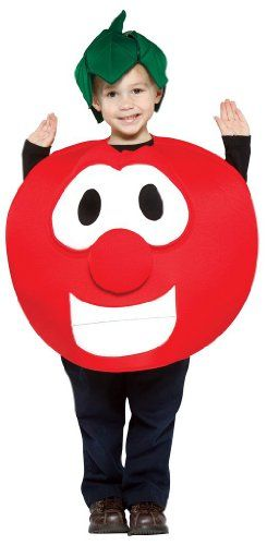 Veggie Tales Bob the Tomato Costume