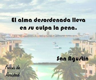 Frases de almas gemelas de San Agustín