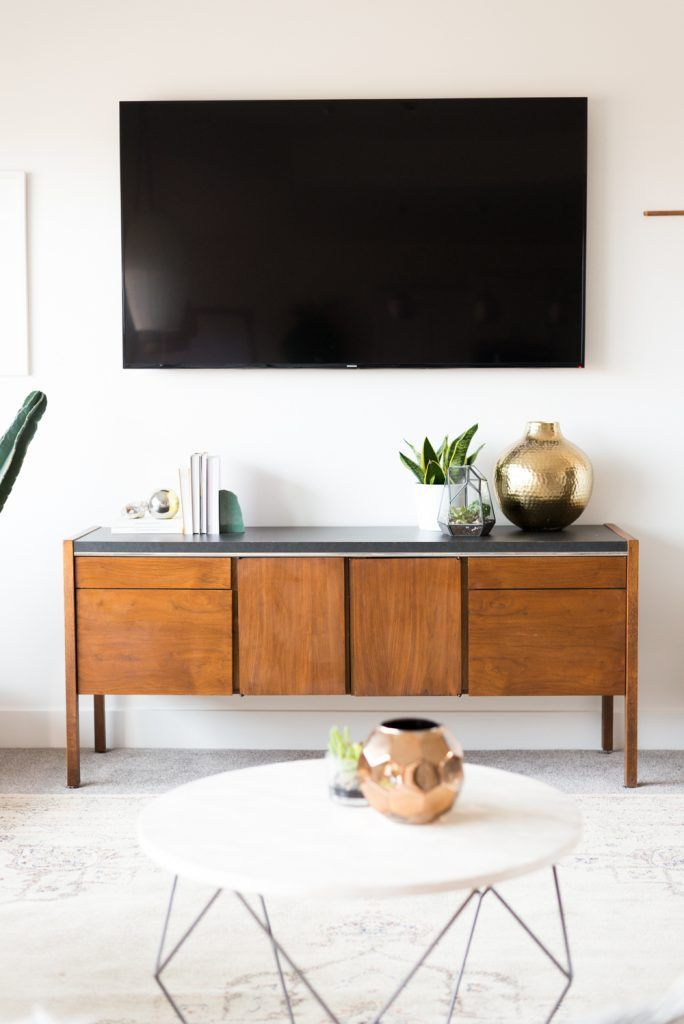 Best 25+ Tv console decorating ideas on Pinterest | Tv stand decor ...