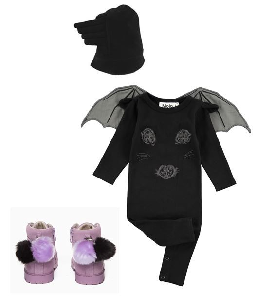 HALLOWEEN BABY #OOTD using Loud Apparel, Molo, Akid Brand www.alegremedia.co.uk #alegremedia