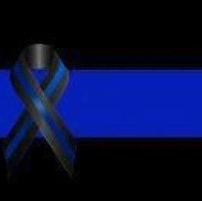 Thin blue line law enforcement pinterest blue line for Thin line tattoo artists near me