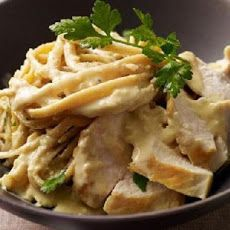 Chicken and Pasta Alfredo - Weight Watchers Recipe