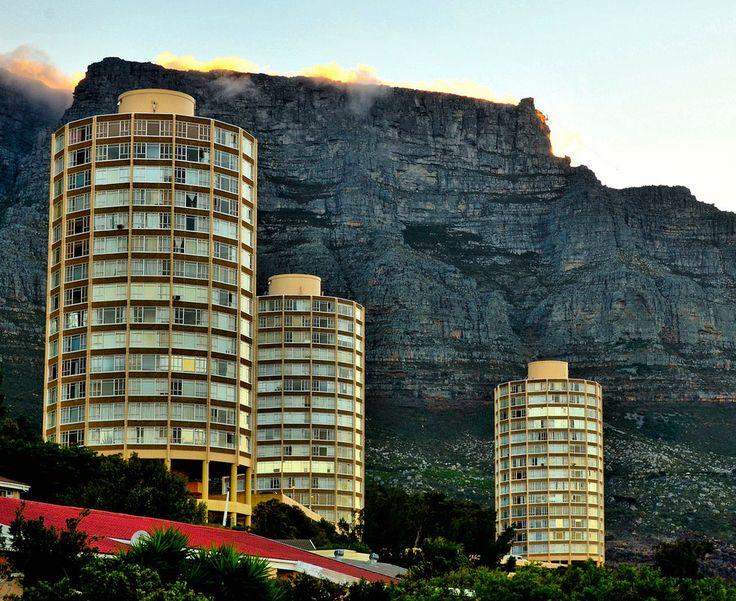 Beautiful, majectic mother city.