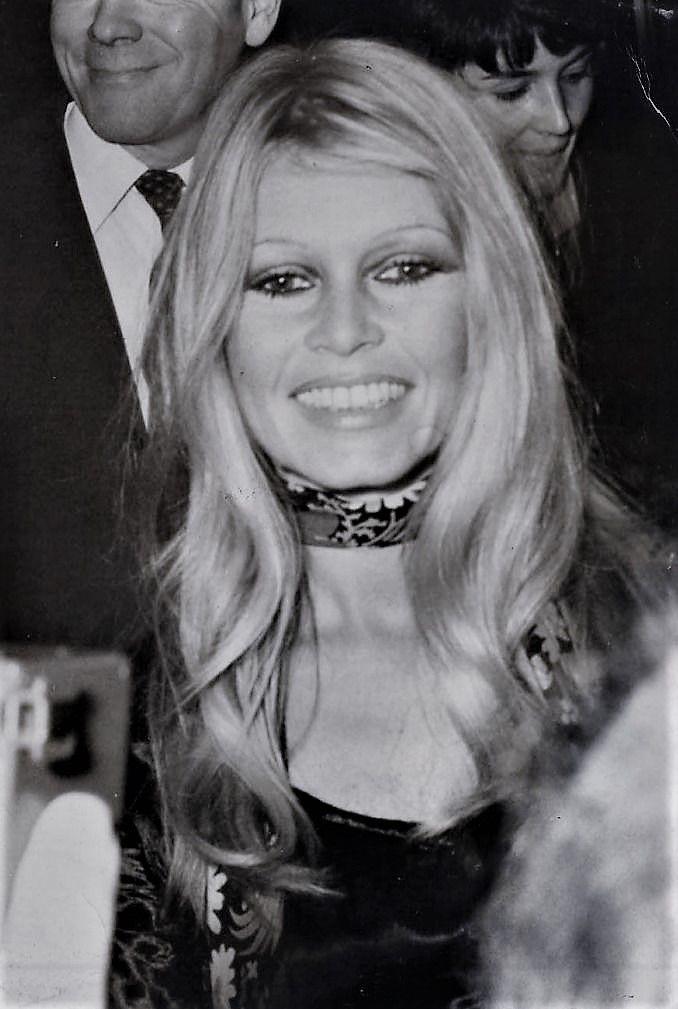 Brigitte Bardot, 1970