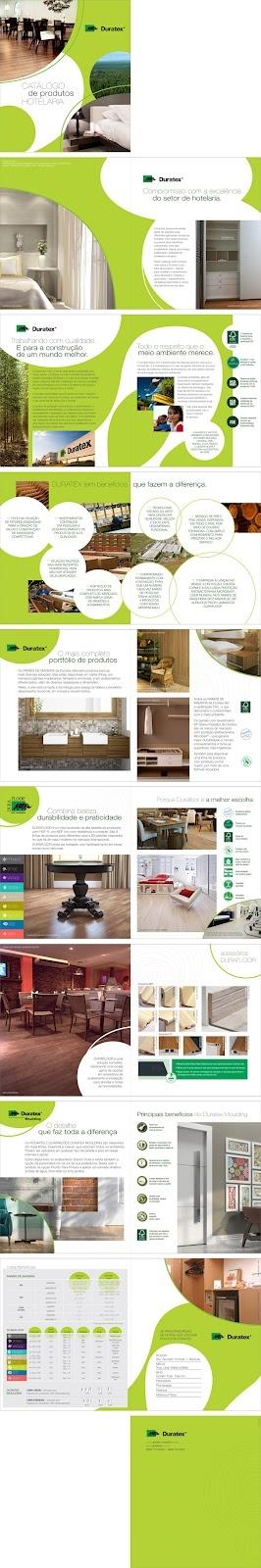 Catálogo Hotelaria Duratex