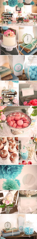 Candy Buffet_Vintage_Rose by http://www.blog.zuckermonarchie.de