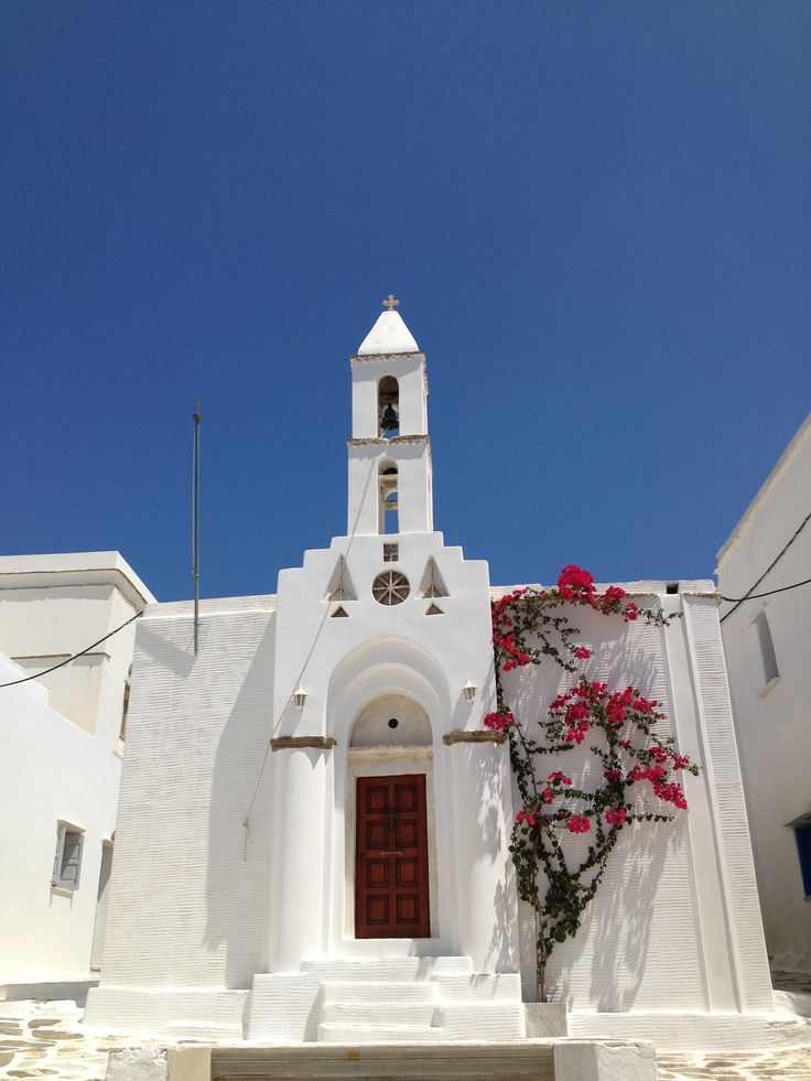 Church,Pyrgos,Tinos