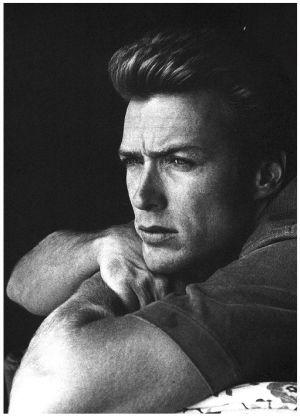 Clint Eastwood // by gjochorinluv Tous mes amies me disaient que mon père lui ressemblait beaucoup.