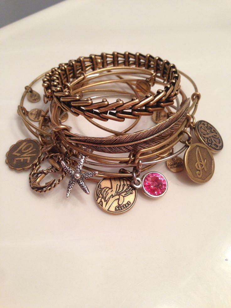Alex & Annie bracelets