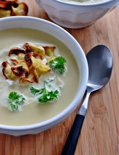 Pastinaaksoep recept - Soep - Eten Gerechten - Recepten Vandaag