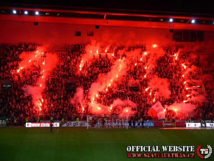 Slavia - Plzeň, 120th anniversory of club foundation, 13th round