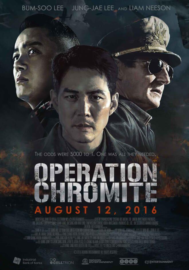 Operação Chromite (In-cheon sang-ryuk jak-jeon) 2016 - Séries Torrent TV - Download de Filmes e Séries por Torrent