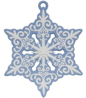 Wedgewood Christmas tree decoration
