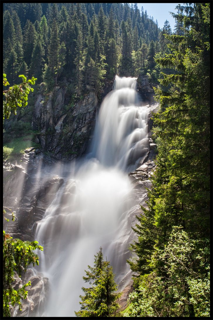 Krimmler Wasserfälle - null