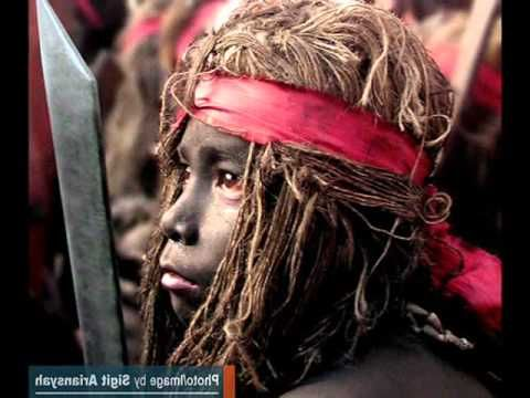 East indonesia: Melanesian islands Maluku - YouTube.  Alifuru Maluku, the indigenous people of Maluku Islands.