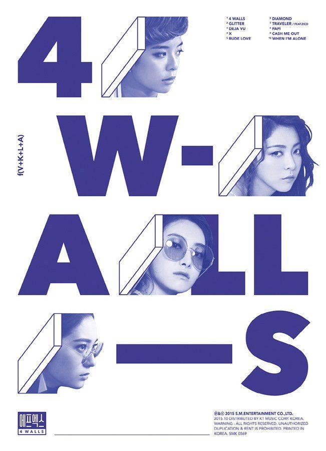 f (x) 4 Walls