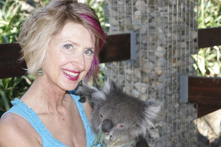 Clare, the koala