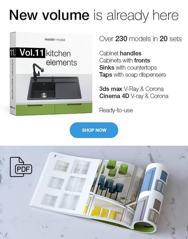 Discover The New Vol 11 Kitchen Elements