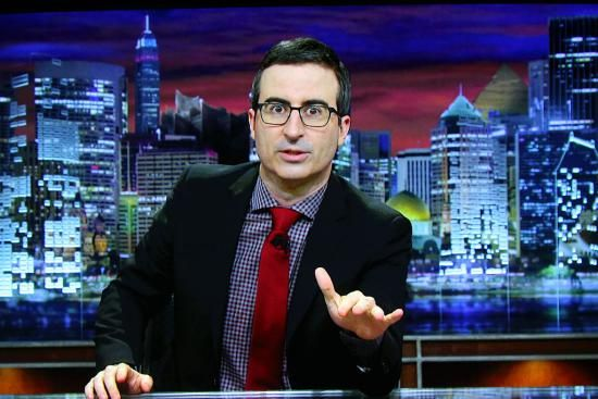 John Oliver Says Orlando Club 'Ultimate Symbol' of What Makes America Great