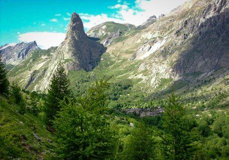 Valle Maira - Rocca Provenzale e Chiappera