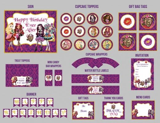 40 Best Images About Ever After High On Pinterest