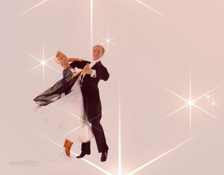 Надписью, картинка танцующая пара анимация