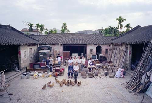"The ""Family Possessions"" photography project was jointly produced by Huang Qingjun and Ma Hongjie. China"