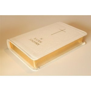 White Leather Greek - Greek Parallel New Testament in Today's Greek Language and Koine dialectos / Greek New Testament with Golden edges in Gift Box / Today's Greek Version TGV267DI / Koine Greek New Testament and Today's Modern Greek  $59.99