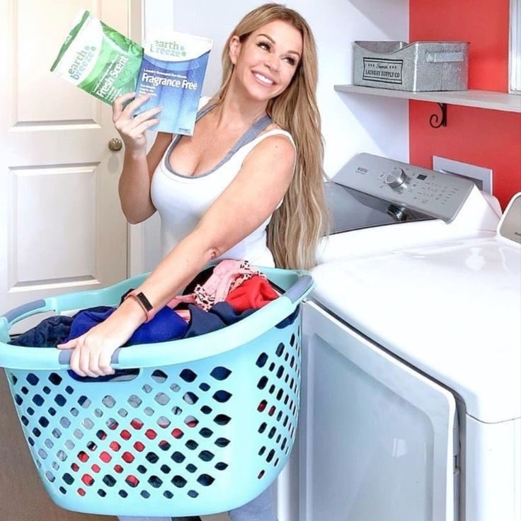 Ecostrips laundry detergent fragrance free 30 loads