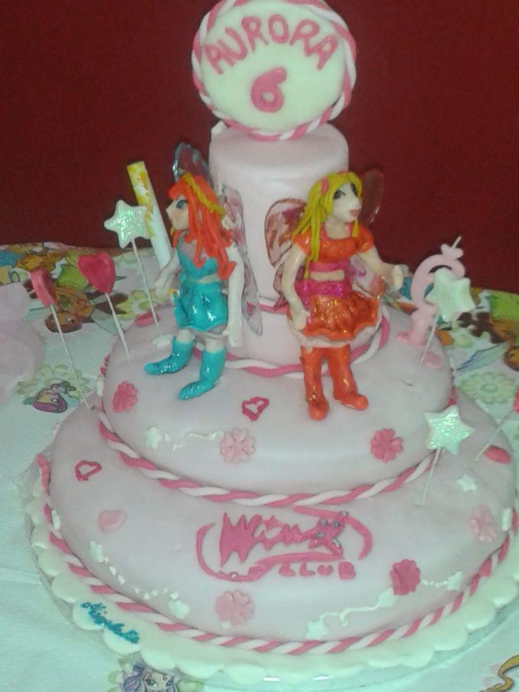 Miss cake: Winxs