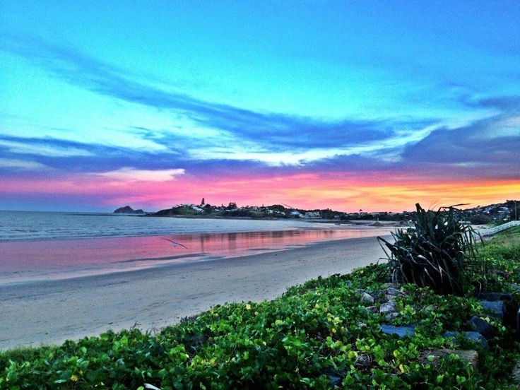 Yepoon Queensland........Australia. Visited on August 10-12, 2012.  Just this beautiful.  Can't wait to go back.
