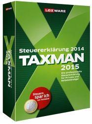 Taxman 2015 (Version 21.00) - Steuererklärung 2014