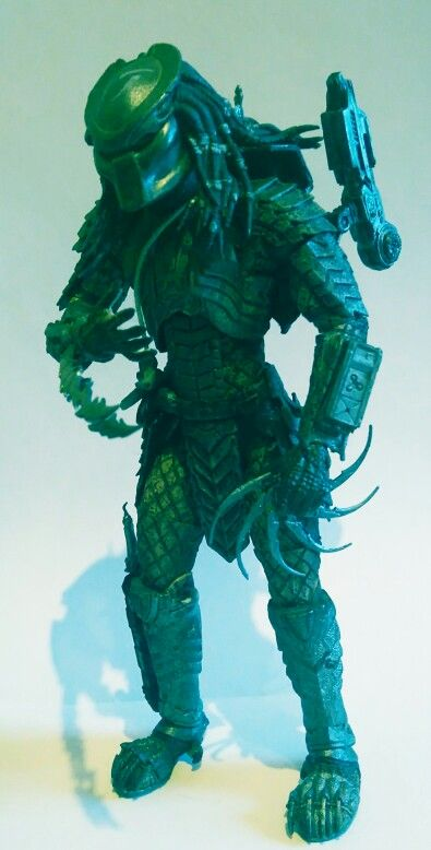 Scar Predator, AvP 2004